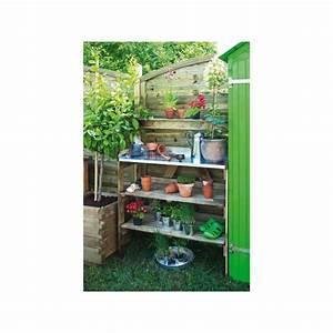 Etagere Pour Serre : stunning etagere de jardin en bois ideas design trends ~ Premium-room.com Idées de Décoration