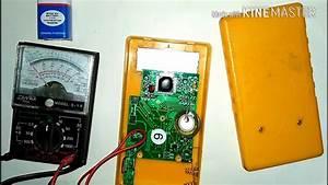 How To Repair Digital Multimeter