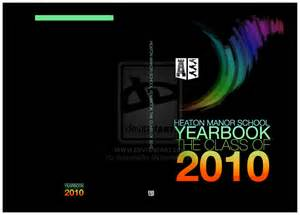 Yearbook Cover Designs