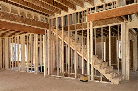 home construction interior stock image image  code