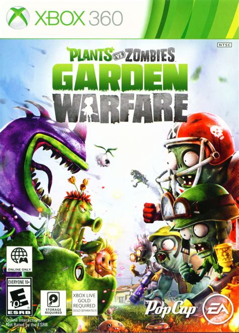 plants  zombies garden warfare  xbox   mobygames