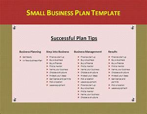let39s build your small business plan template With preparing a business plan template