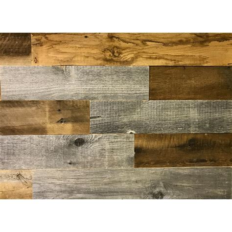 art barn wood         reclaimed wood decorative wall planks  whitewash