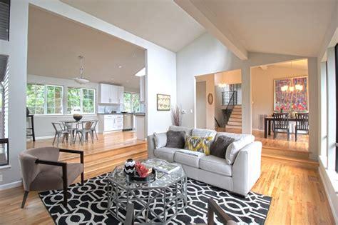 Sunken Living Room House Plans