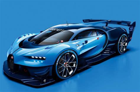 Bugatti Vision Gran Turismo Concept  New Video Autocar