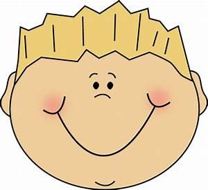 Cartoon Happy Boy Clip Art - Cartoon Happy Boy Image