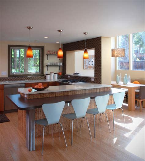 kitchen breakfast bar design ideas 30 contemporary breakfast bar design ideas 7736