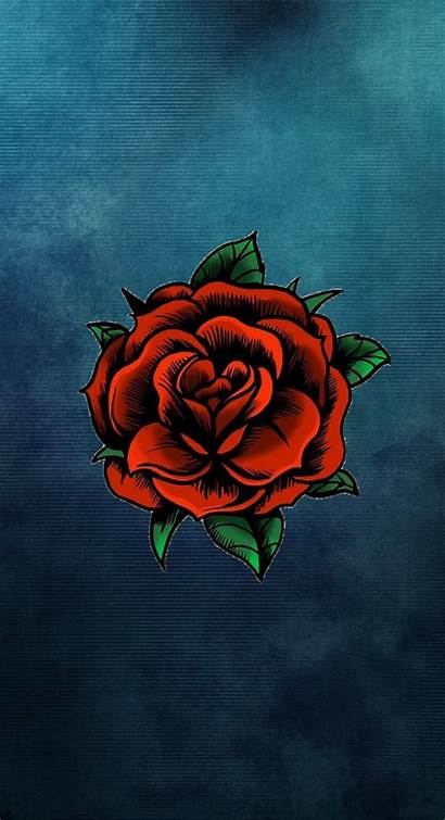 Rose Amoled Hype Hypebeast Wallpapers Trippy Parede