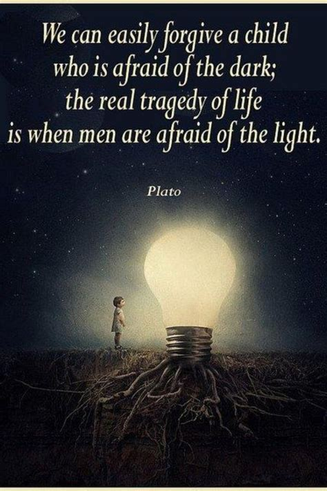 light of life plato quote we can easily forgive a child open mind truth