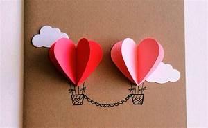 Ideen Zum Basteln : 9 bastelideen zum valentinstag woman at ~ Lizthompson.info Haus und Dekorationen