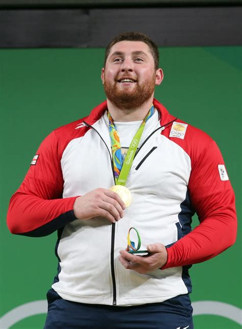 rio lasha talakhadze geo mkg olympic champion