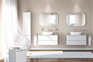 Farbe Für Fliesen : wohnen mit farbe zartes beige und wei wirken edel und ~ Watch28wear.com Haus und Dekorationen