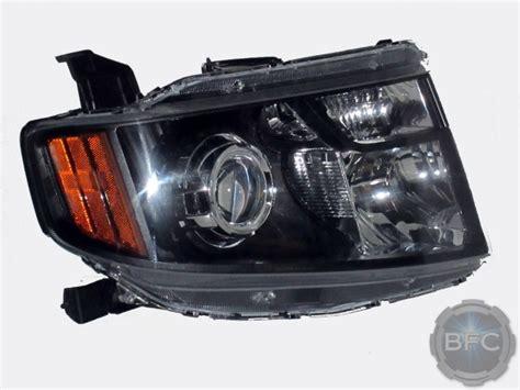 element honda headlights chrome 2009 projector hid retrofit blackflamecustoms