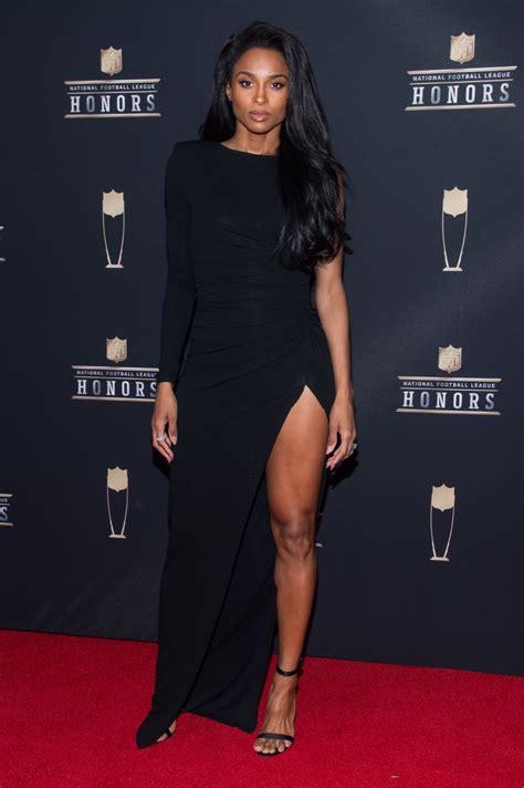 Ciara au 8ème congrès NFL à Atlanta - 27 février 2019