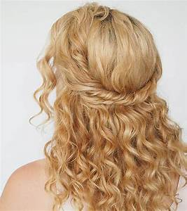 36 Curly Prom Hairstyles That Will Make Heads Turn
