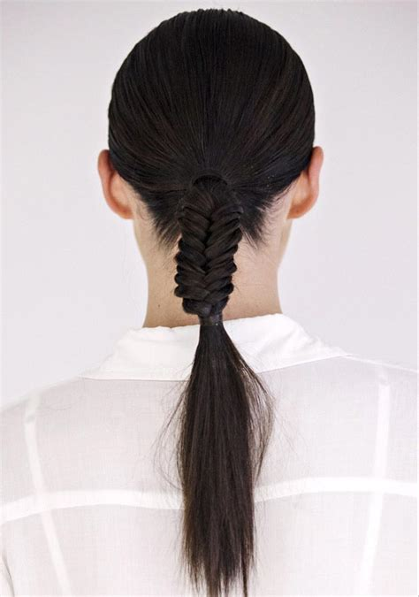 Easy Hairstyle Braided Malacca a