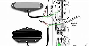 Tele Wiring Diagram  2 Humbuckers  4