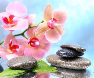 Nature Relaxing Spa Background