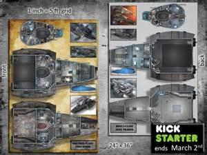 starship deck plans pdf kickstarter starship deckplans poster