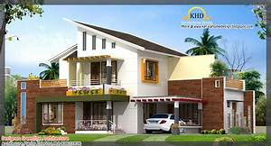 16 awesome house elevation designs kerala home design for House and home design