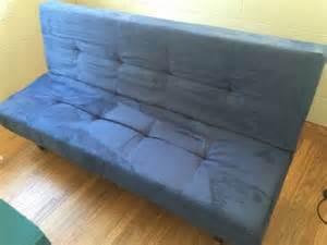 ikea balkarp sleeper sofa like new furniture in