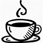 Drawing Drink Coffee Cup Coffe Break Icon