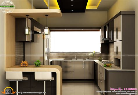 Modular Kitchen, Dining And Bedroom Interior