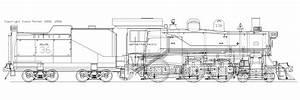 Northwestern Pacific Railroad Locomotive Number 136