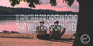 principles of dating as a christian