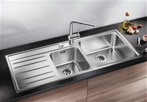 blanco sinks with drainboards blanco naya silgranit 8 and 8 s blanco
