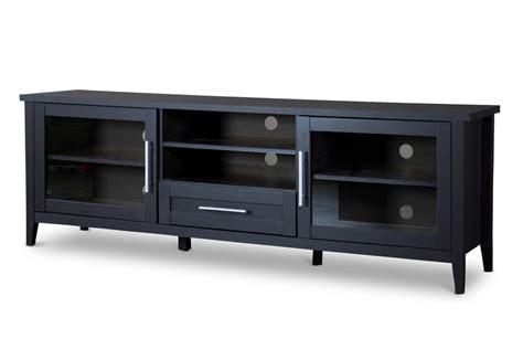 baxton studio espresso tv stand  drawer affordable