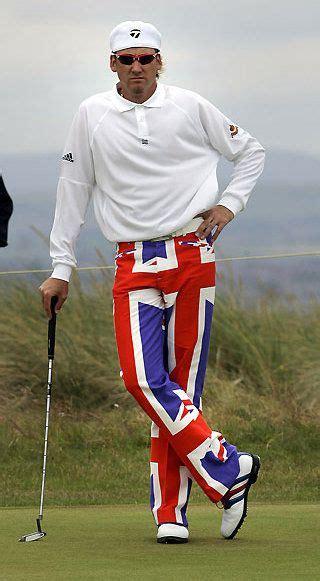 Ian Poulter Golf Pants
