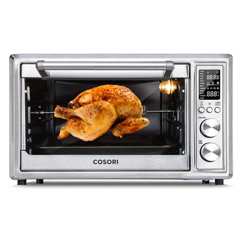 fryer air toaster oven ovens according cosori