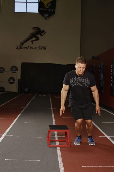 lateral box jump exercise guide  video