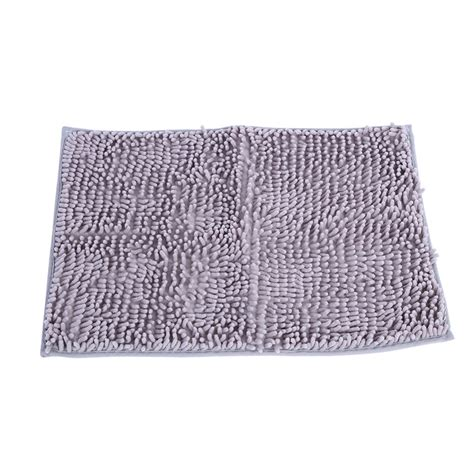 slip microfiber shag bathroom rugs bath mats shower