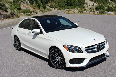 C Class 2015 by 2015 Mercedes C Class Drive Review