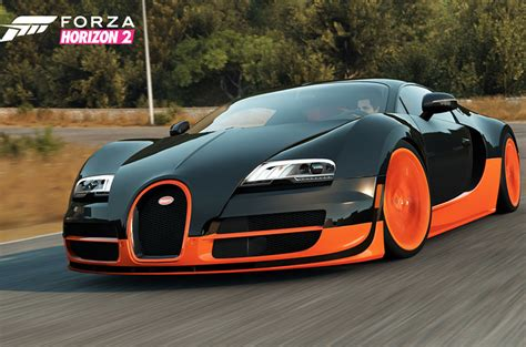 Bugatti Veyron and Hennessey Venom GT Confirmed for Forza ...