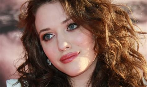 Celebrity Very Beautiful Kat Dennings