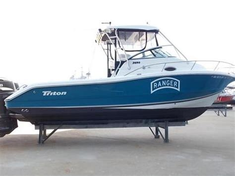 Triton Walkaround Boats For Sale by Triton 2690 Walkaround For Sale Daily Boats Buy