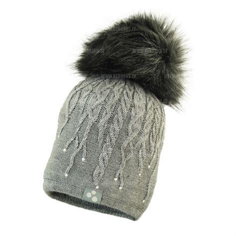 Meiteņu ziemas cepure GLOW 94140000 - Virsdrēbes bērniem ...