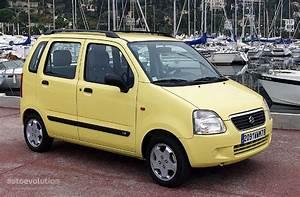 Suzuki Wagon R - 2000  2001  2002  2003