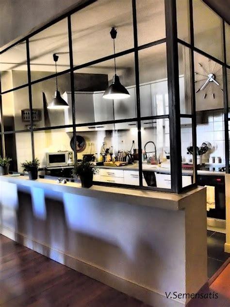 cloison cuisine professionnelle installer une cloison atelier quel prix habitatpresto