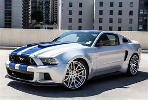 Ford Reveals Mustang for 2014 Need for Speed Movie - GTspirit