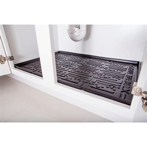 sink liners kitchen sinks xtreme mats black kitchen depth under sink cabinet mat