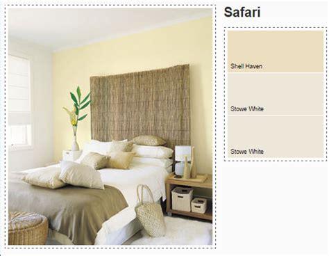 safari yellow interiors by color