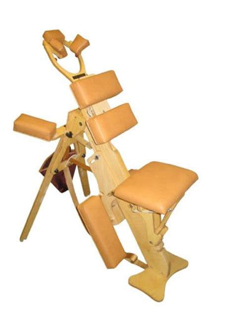 Stronglite Wooden Chair by Energy Chair Standard Three Point Support