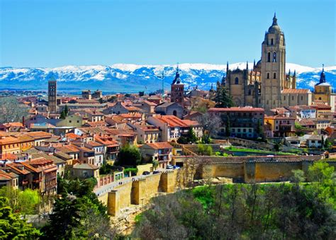 Segovia Spain Most Beautiful Places In The World