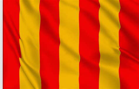 yellow  red stripes flag  buy flagsonlineit