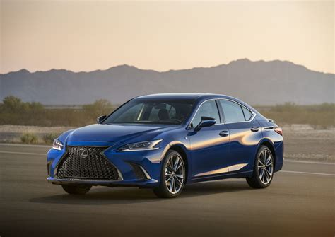 Lexus Es 2019 Pursuitist