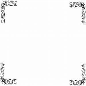 corner frame silver, frame - PicMix
